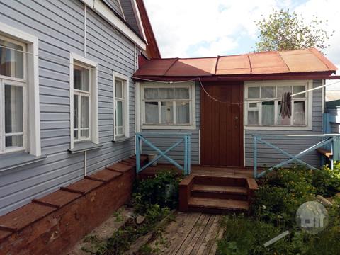Продается часть дома с земельным участком, ул. Полтавская - Фото 4