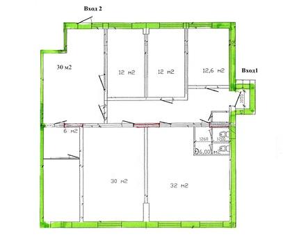 Нежилое помещение площадью 163 кв.м. на Стандарте под офис аптеку и пр - Фото 2
