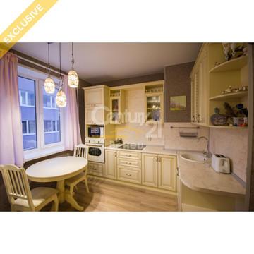 Продается 1-комнатная квартира по адресу: ул. Скочилова, д. 21 - Фото 1