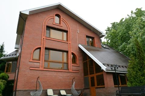 Коттедж 300 м2 в мкр. Заречный, г. Подольск - Фото 1
