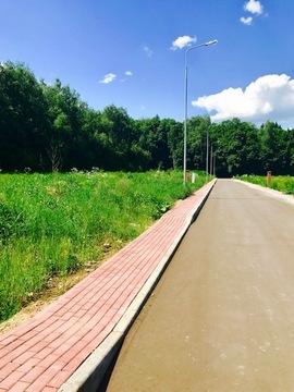 Земельный участок 10сот. Киевское ш. Валуево - Фото 4