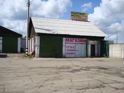 Продается производственная база в районе п. Мегет (Ангарский район) - Фото 1