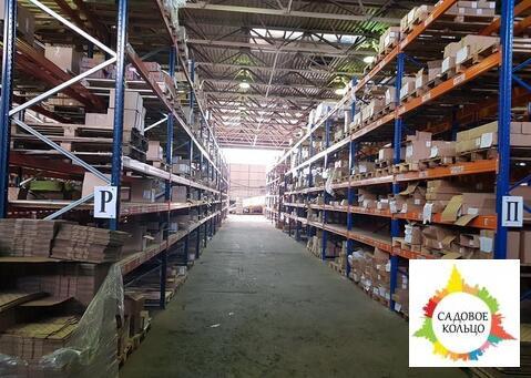 Сдается отапливаемое складское помещение 3000 м2. Ворота на нулевой от - Фото 2
