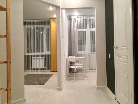 1-комнатная, с ремонтом, мкрн Перспективный - Фото 1