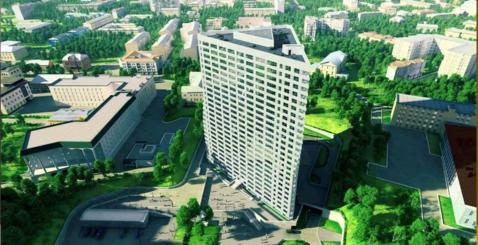 Продается двухкомнатная квартира Щербаковский пер.7 рядом с метро - Фото 1