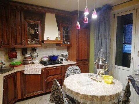 Сдается 3-х комнатная квартира г. Обнинск пр. Ленина 158 - Фото 1