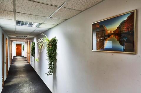 Продажа офисного блока 355 м2 офисно-торгового комплекса в ЮЗАО - Фото 1