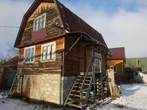 Участок с дачным домиком, в элитном посёлке. - Фото 1