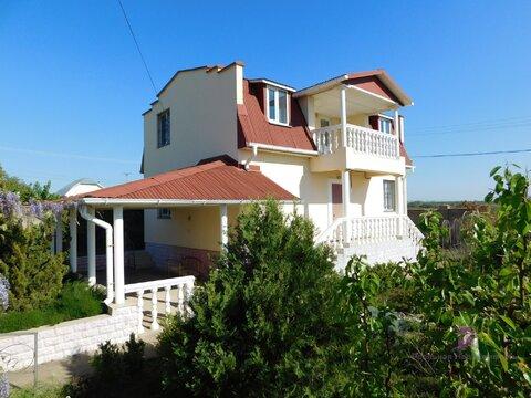 Сидим на балконе своего дома и любуемся морем - Фото 1