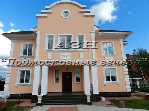 Киевское ш. 21 км от МКАД, Рогозинино, Коттедж 364 кв. м - Фото 1