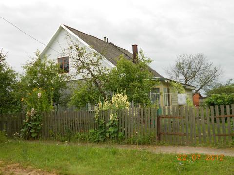 Продаётся хороший дом, Продажа домов и коттеджей Казимирово, Руднянский район, ID объекта - 501430360 - Фото 1