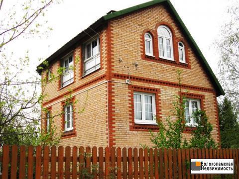 Благоустроенный обжитой дом в Волоколамском районе. Заезжай и живи! - Фото 3