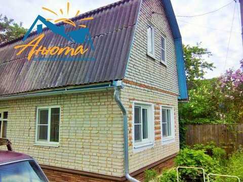 Продается кирпичная дача в 15 минутах езды от города Обнинск Калужской - Фото 1