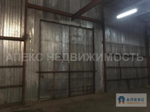 Аренда склада пл. 624 м2 м. Авиамоторная в складском комплексе в . - Фото 5