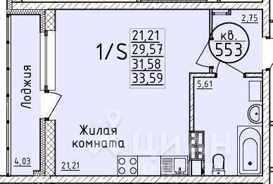 Продажа квартиры, Екатеринбург, м. Геологическая, Улица Евгения . - Фото 2