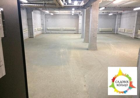 Под склад/про-во (тихое), отаплив, выс. потолка 4,5 м, пол бетон, ог