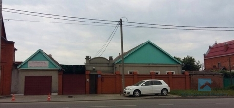 Продажа дома, Краснодар, Адыгейская наб. - Фото 1