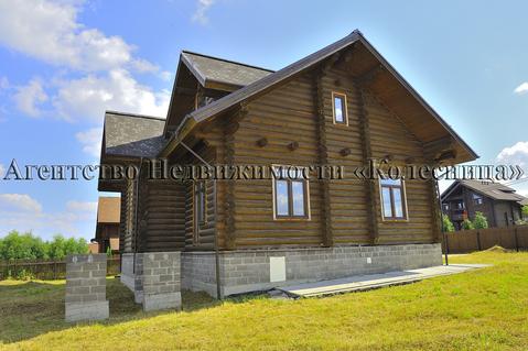 Папино. СНТ Солнечная Горка. Качественный дом из 32 бревна, с баней. - Фото 3