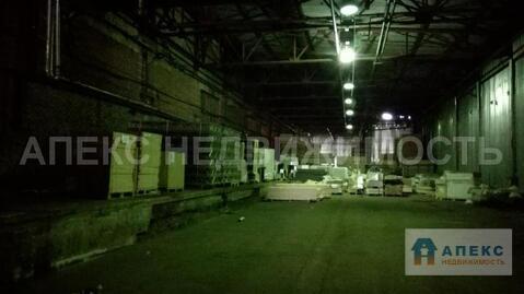 Аренда склада пл. 2175 м2 Мытищи Ярославское шоссе в складском . - Фото 4