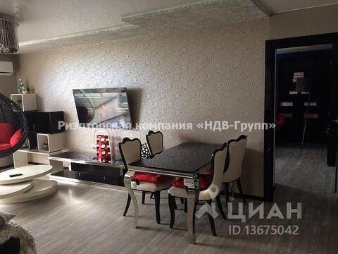Студия Хабаровский край, Хабаровск Большая ул, 12 (73.0 м) - Фото 2