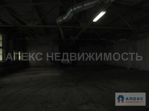 Аренда помещения пл. 1100 м2 под склад, м. Юго-Западная в складском . - Фото 4