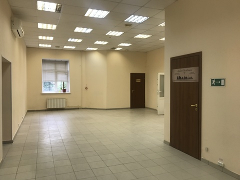 Офис в центре Пушкино с ремонтом - Фото 1