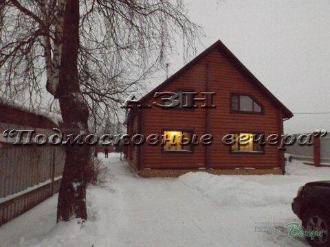 Щелковское ш. 40 км от МКАД, Ямкино, Коттедж 380 кв. м - Фото 1