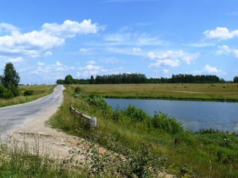 Озеро надежды дачный поселок Спицино д. участок 38 га Ясногорский р-н - Фото 3