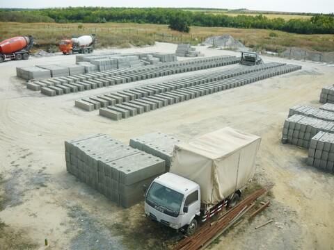 Cтационарный бетонный завод (рбу) п. Новоперсиановка - Фото 1