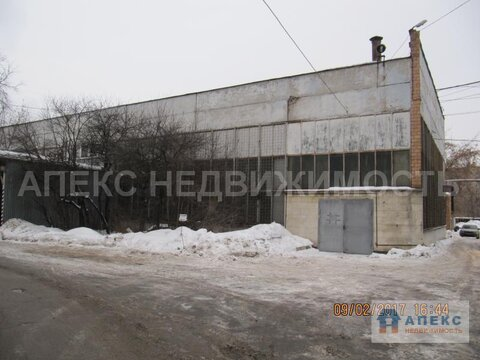 Аренда склада пл. 250 м2 м. Щелковская в складском комплексе в . - Фото 1