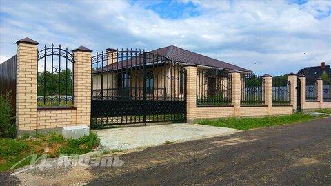 Продажа дома, Тюфанка, Чеховский район - Фото 1