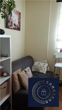 1-комнатная, м.Бульвар Дм.Донского, Дм.Донского 9к2 (ном. объекта: . - Фото 4