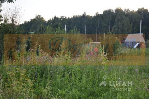Участок в Новосибирская область, Бердск ул. Максима Горького, 7 (6.0 . - Фото 1