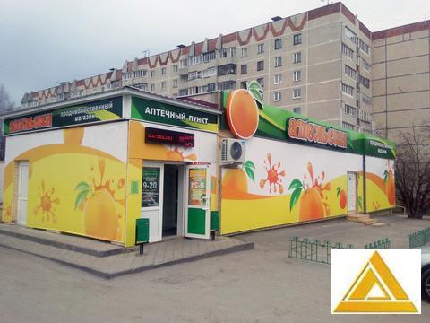 Действующий магазин продовольственных товаров - Фото 1