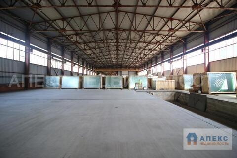 Аренда помещения пл. 1100 м2 под склад, Щелково Щелковское шоссе в . - Фото 1
