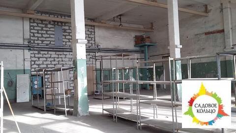 Под произ-во/склад, площ. 110 м2 выс. потолка: 3,4 м, 324 м2 выс. 7 м, - Фото 2