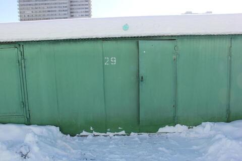 Продаю металлический гараж №29 на охраняемой Автостоянке ГСК Деревлево - Фото 3