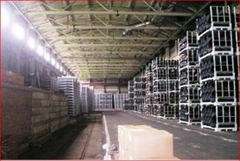 Теплый произв.- склад. комплекс 28 000 кв.м на 10 Га с ж.д. в Орехово - Фото 1