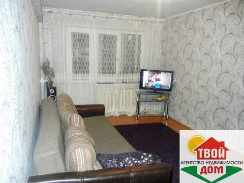 Продам 2-к квартиру в г. Балабаново ул. Гагарина 18 - Фото 1
