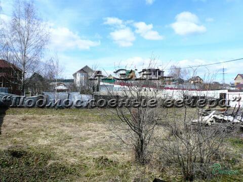 Новорижское ш. 5 км от МКАД, Архангельское, Участок 7 сот. - Фото 1