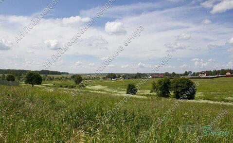 Калужское ш. 55 км от МКАД, Шарапово, Участок 10 сот. - Фото 4