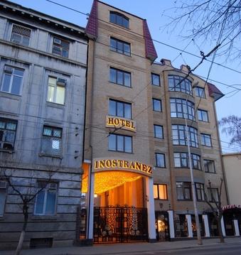 Отель в центре Краснодара, 4 звезды, 33 номера, ресторан - Фото 2