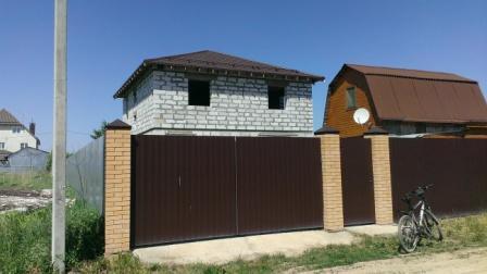 Жилой дом в пос.Каменское - Фото 2