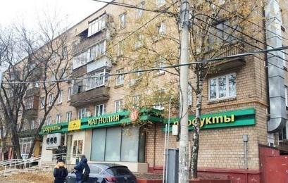 Торговое помещение по адресу Аминьевское ш. 14 - Фото 1