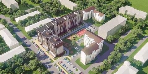 1-к квартира в новостройке - Фото 2