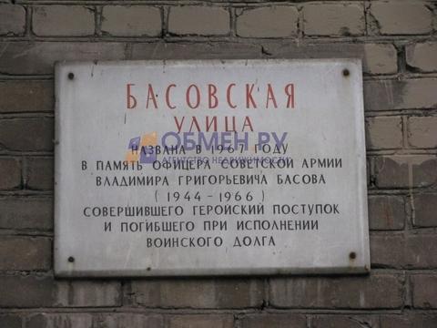 Продается квартира Москва, Басовская ул. - Фото 5