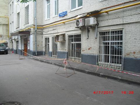 Офис, салон, гостиница, хостел 108 кв.м, 1 этаж, Новинский б-р, д.16с2 - Фото 1