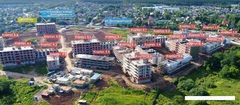 Продается квартира, Нахабино рп, 38м2 - Фото 2