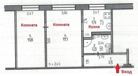 Продам 2-комнатную квартиру в Магнитогорске - Грязнова 10 - Фото 2