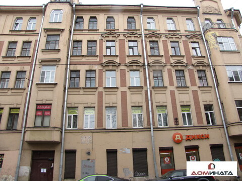 Продам комнату 29 кв/м в 5-ти комнатной квартире м. Выборгская - Фото 1